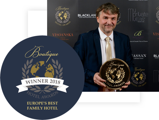 Bestes Boutique-Hotel in Europa 2018