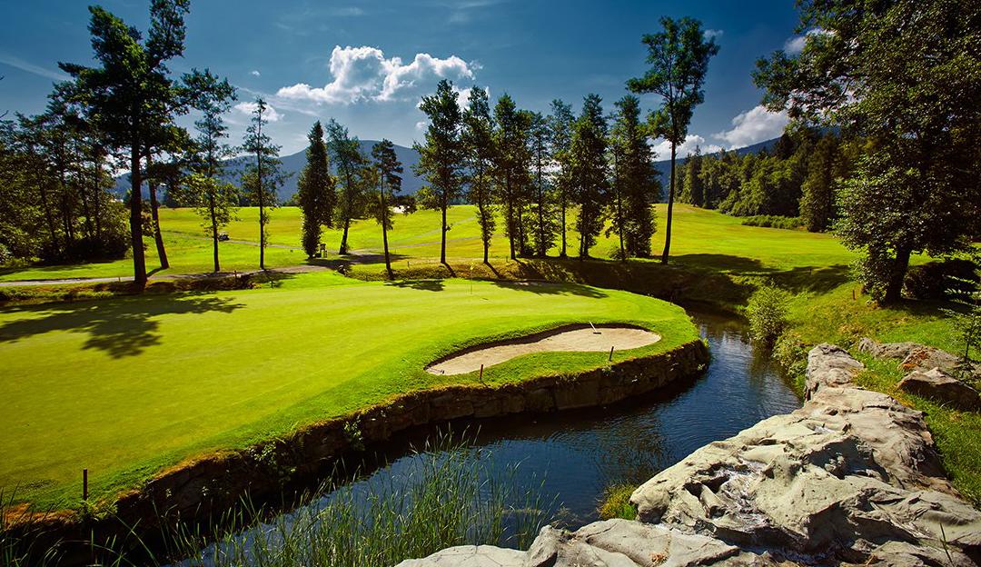 Luxus Golftage